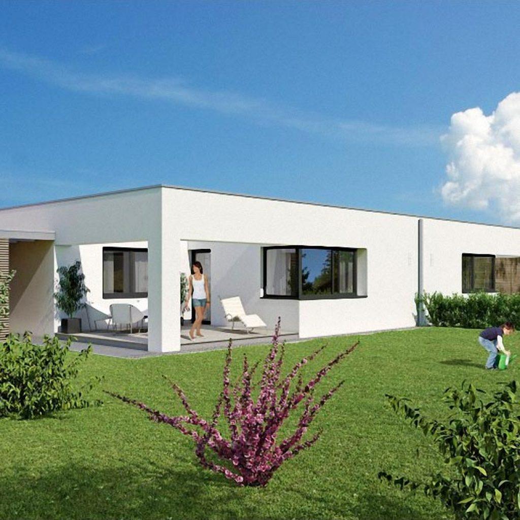v cklabruck top bungalow wohnprojekt isg ried. Black Bedroom Furniture Sets. Home Design Ideas