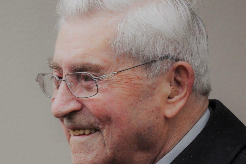 Wir trauern um Dir. Rudolf Gruber – Gründungsvater und langjähriger Geschäftsführer der ISG