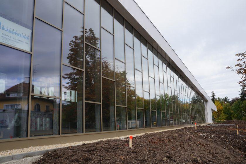 Freizeitbad Ried – Eindrücke von der Baustelle!
