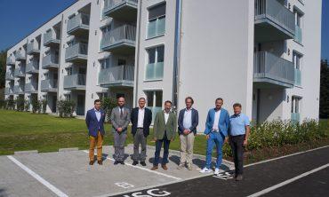 32 neue Mietwohnungen in Schwanenstadt übergeben!