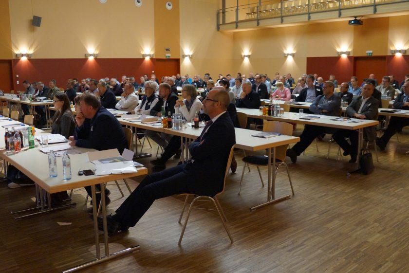"""ISG lud zum Vortrag """"Infrastrukturkostenbeitrag"""""""