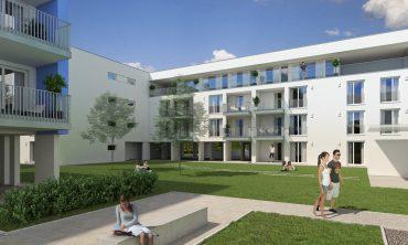 """Braunau """"living blue"""" – nur noch 5 Eigentumswohnungen frei!"""