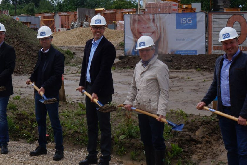 Gaspoltshofen freut sich auf modernes Doppelhaus-Wohnprojekt