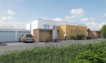 Eine moderne Doppelhausanlage entsteht für Sie in Gaspoltshofen!