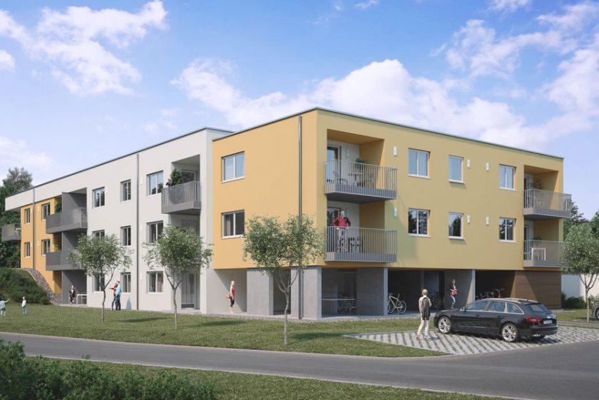 Waizenkirchen um 14 Mietkauf-Wohnungen größer